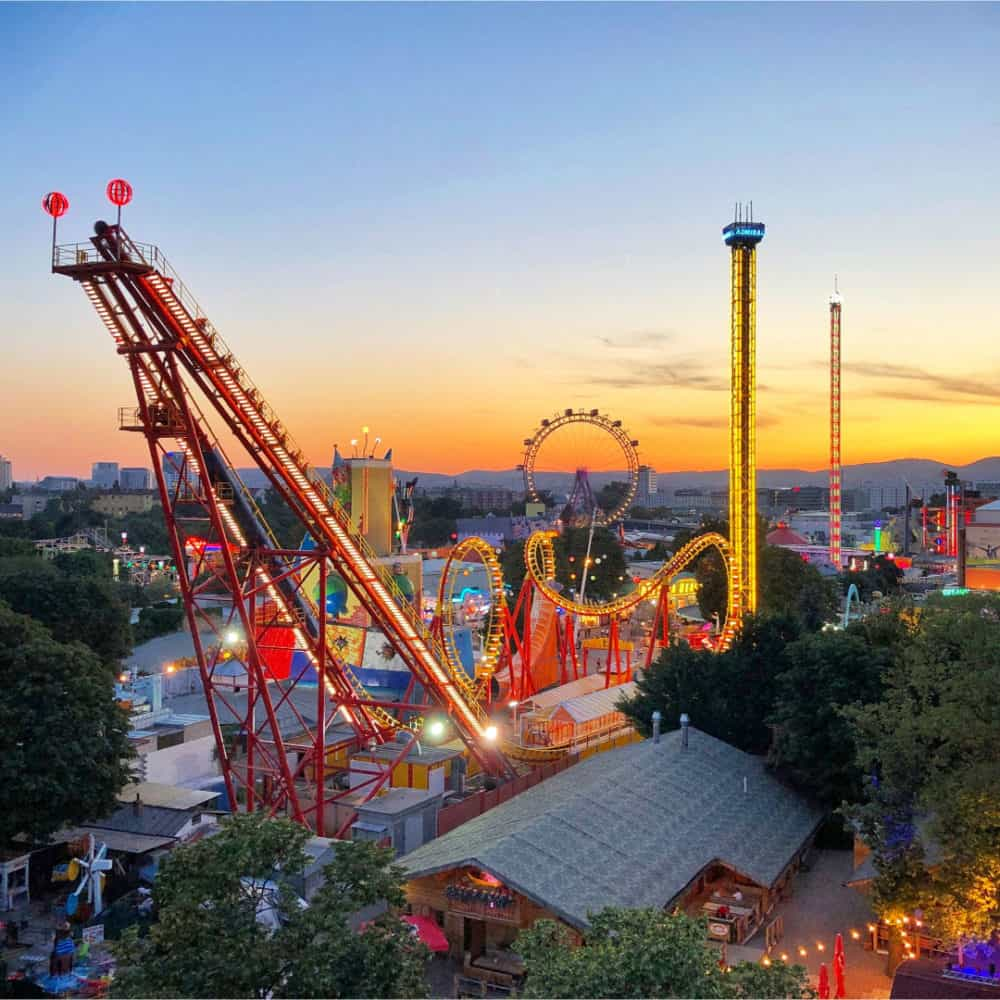 Amusement parks in Germany for families