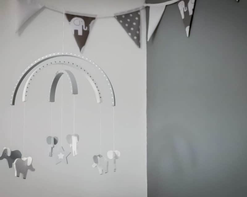 Putting Your Own Spin on a Nursery Room 1
