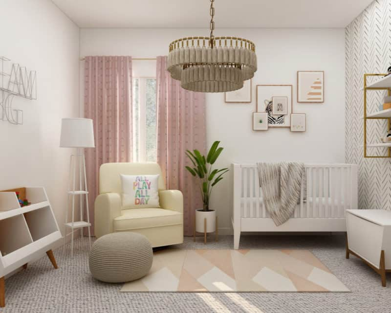 Putting Your Own Spin on a Nursery Room 2