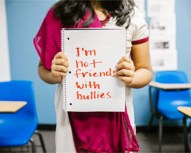 prevent your child from becoming a victim of cyberbullying
