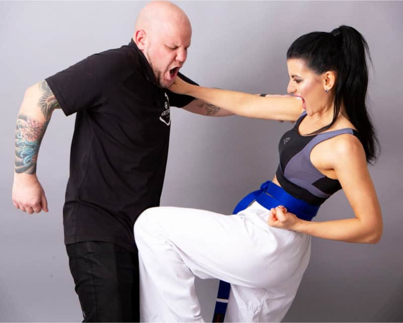 Top 5 Reasons to Learn Self-Defence