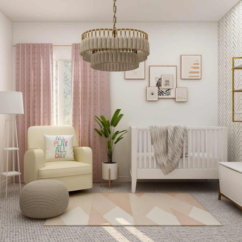 Putting Your Own Spin on a Nursery Room
