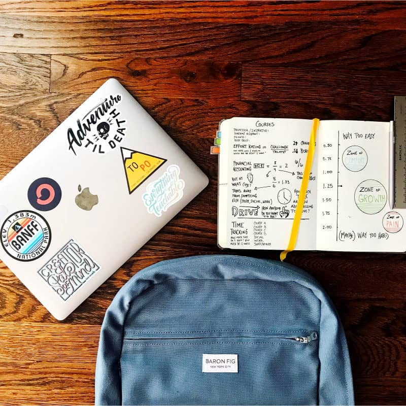 Tips for Going Back to School as a Parent