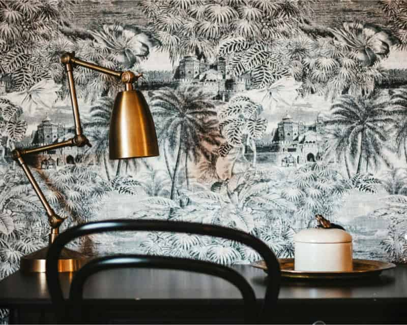 Not-so-heavy metal: clever ways of adding a subtle shine to your home decor 1