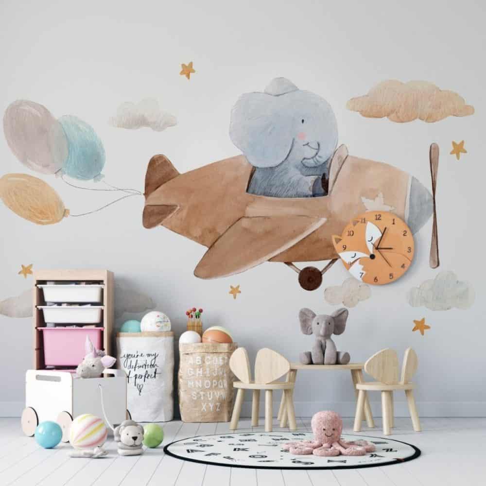 2022 new nursery room wallpapers 1