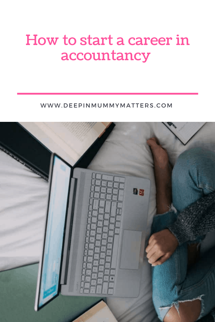 How to Start a Career in Accountancy 1