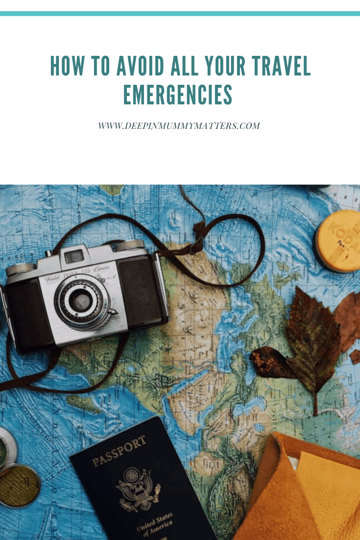 How to Avoid All Your Travel Emergencies 1