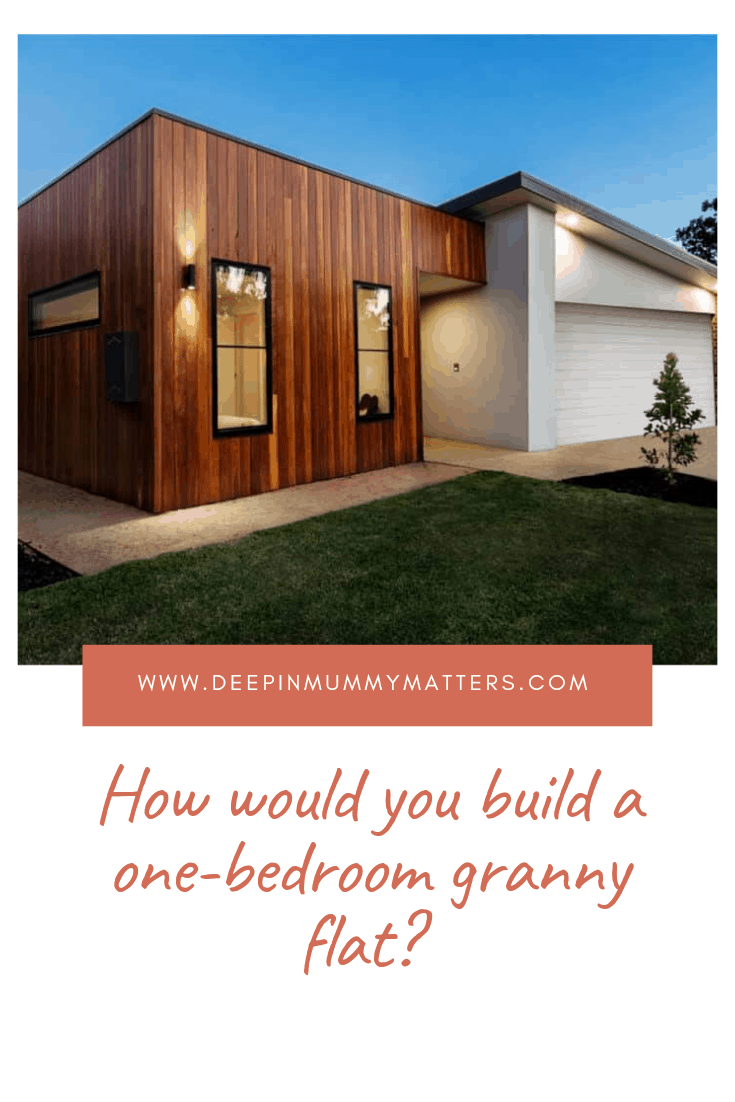How Would You Build A One-Bedroom Granny Flat? 1