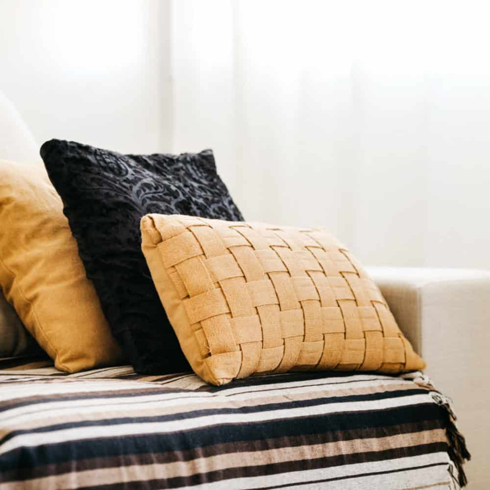 Creative Ways to Add Cushions to your Home Decor