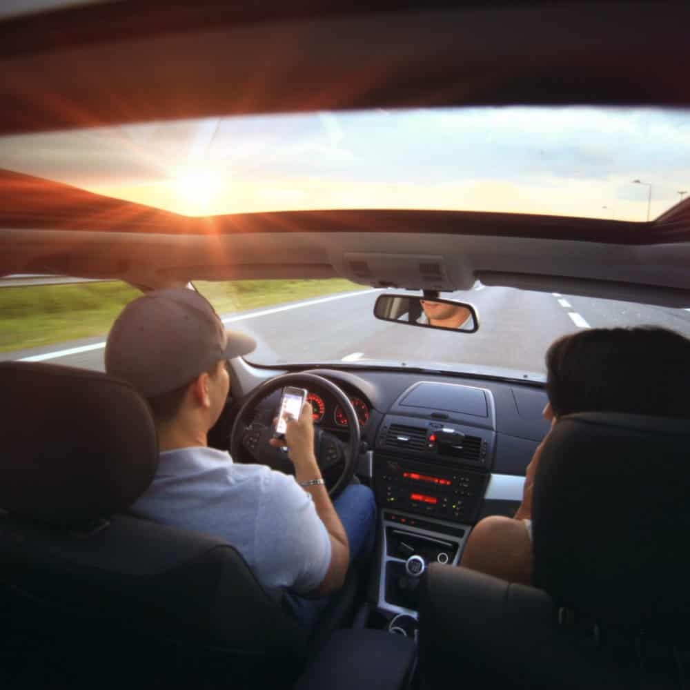 Prove A Distracted Driving Accident