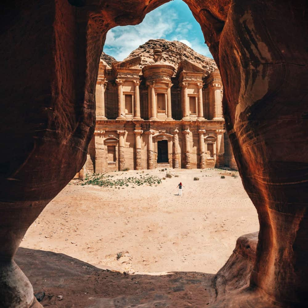 7 Most Beautiful Tourist Places In Jordan