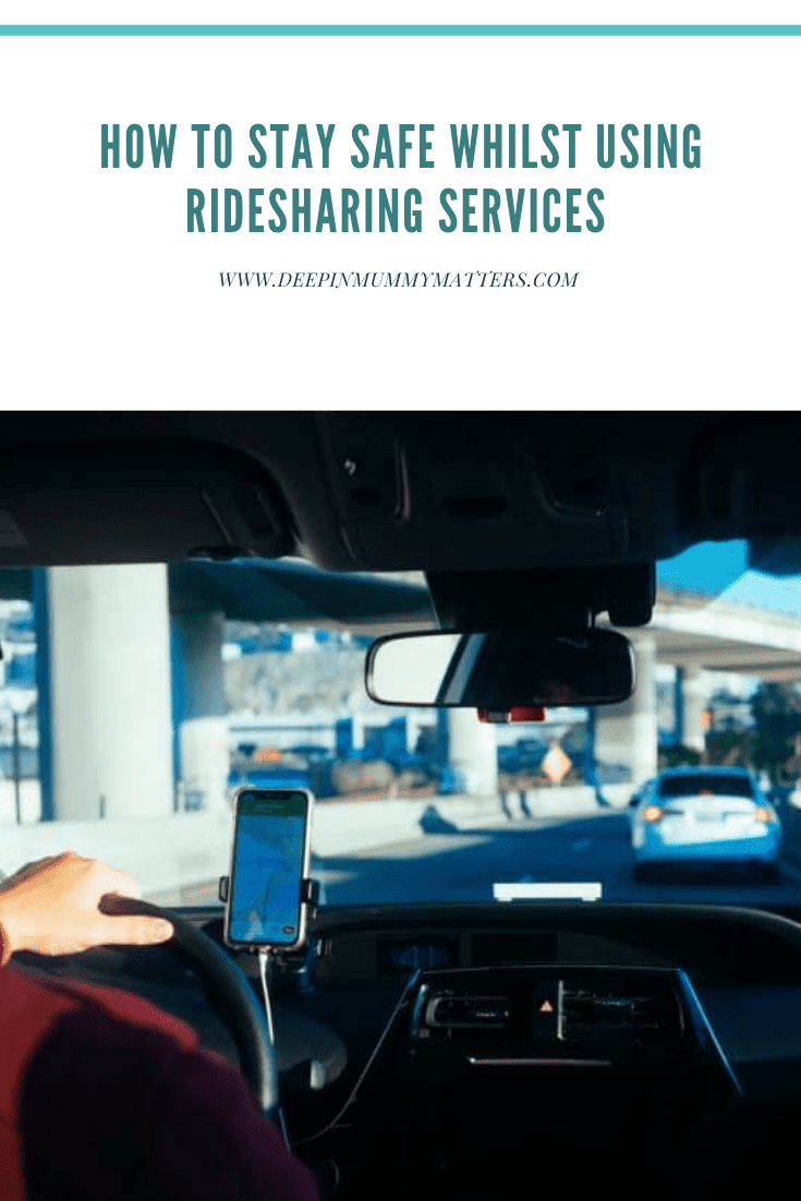 How To Stay Safe While Using Ridesharing Services 1